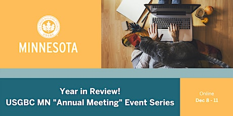 "Year in Review! USGBC MN ""Annual Meeting"" Event Series tickets"