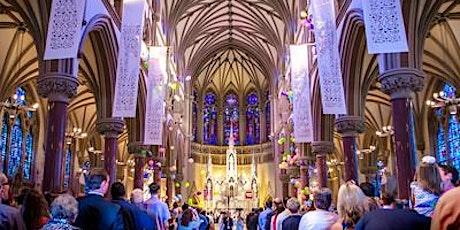 Outdoor Communion at 10:30 am Mass tickets