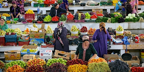 Virtual Event - Food Policy Research and Capacity Development in Eurasia Tickets