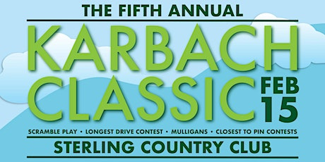 5th Annual Karbach Classic benefiting the National MS Society tickets