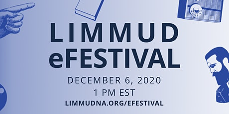 Limmud eFestival tickets