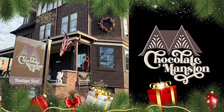 Chocolate Mansion Holiday Tour for Charity tickets