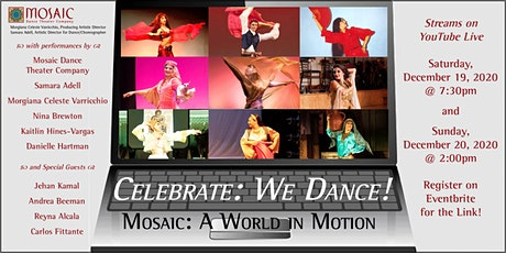 Celebrate: We Dance! tickets
