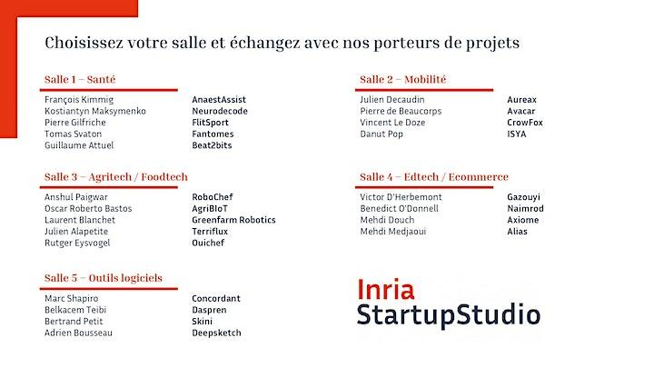 Image pour Fête des startups