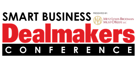 2021 Pittsburgh Smart Business Dealmakers Conference bilhetes