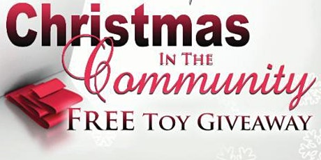 Drive By Toy Give-A-Way tickets