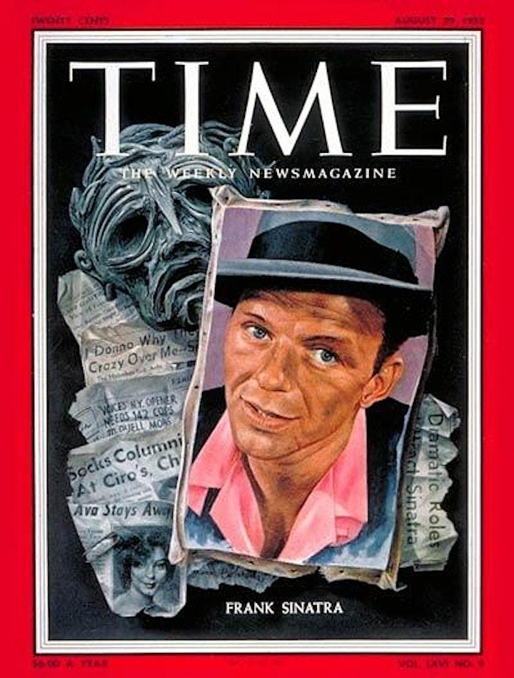 Frank Sinatra Music History Livestream Program image