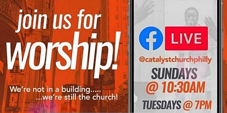 Sunday Morning Worship- Catalyst Church tickets
