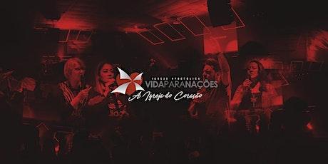 CULTO VPN ARARANGUÁ (Domingo 29/11) ingressos