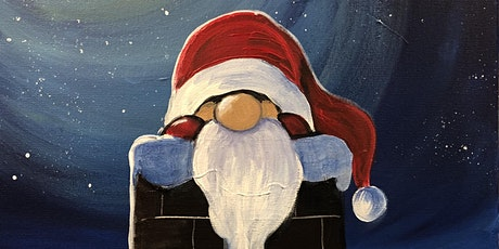 SUPRISE Santa! Paint night Calgary tickets