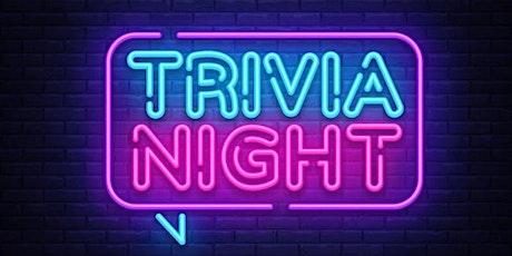 Barks N' Trivia Night tickets