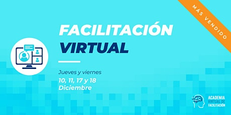 Curso Facilitación Virtual entradas
