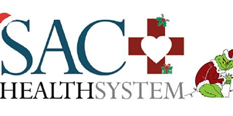 Sac Health System Christmas Toy giveaway 12/17/20 tickets