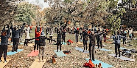 Yoga matin billets