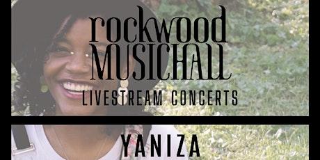Yaniza - FACEBOOK LIVE tickets