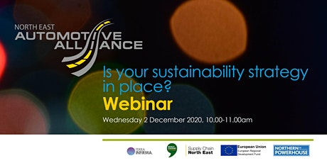 Is your sustainability strategy in place? tickets