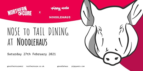 Northern Cure  Nose To Tail Dining @ Noodlehaus tickets