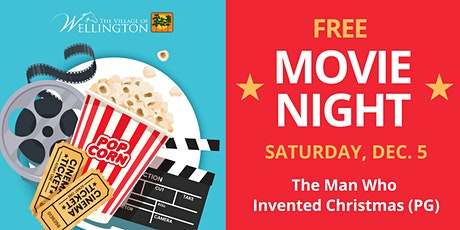 Free Movie Night – The Man Who Invented Christmas (PG)