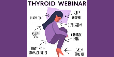 Hope for Thyroid Disorders - Live Webinar tickets