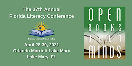 Florida Literacy Conference 2021 tickets
