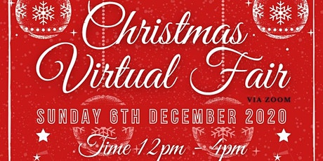 Party Supplies UK Christmas Virtual Fair tickets