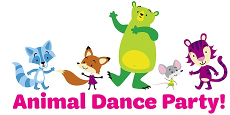 Virtual Animal Dance Party Hosted by Girl Scouts tickets