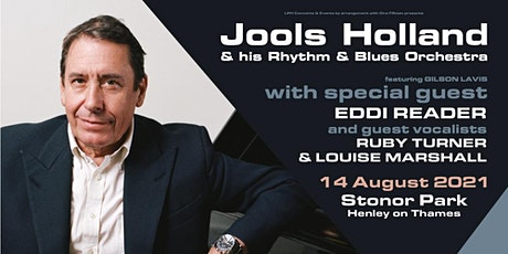 Jools Holland & His Rhythm & Blues Orchestra | Stonor Park tickets