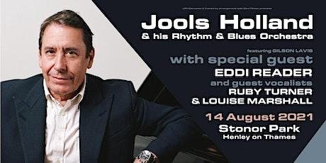 Jools Holland & His Rhythm & Blues Orchestra | Stonor Park tickets