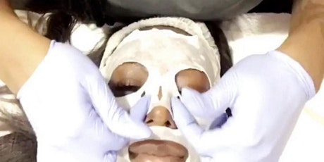 Facials & Skin Care Training Deposit Part 2: (Estheticians only)
