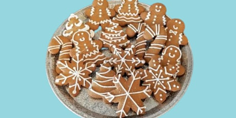 Gingerbread Cookie Decorating tickets