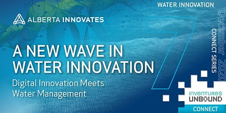 Digital Innovation Meets Water Management tickets