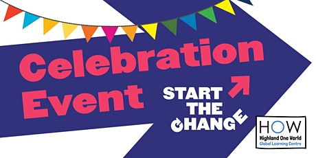 Start the Change Celebration Event tickets