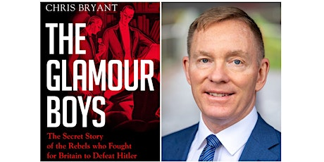 The Glamour Boys: Book Presentation tickets