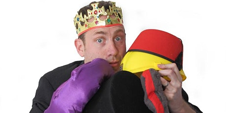 Panto Tales Live@theLibrary on ZOOM tickets