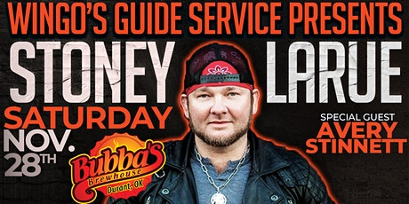 Stoney Larue tickets