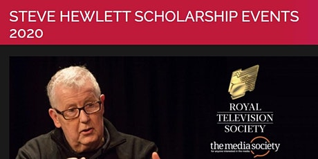 STEVE HEWLETT SCHOLARSHIP EVENTS  2020(Notice only.Book on RTS website) tickets