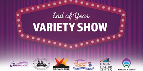 End of Year Variety Show tickets