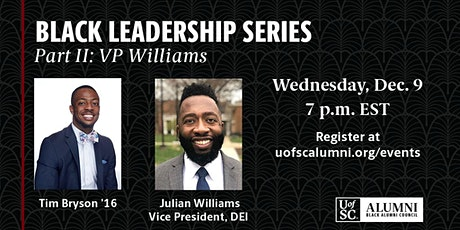 Black Leadership Series tickets