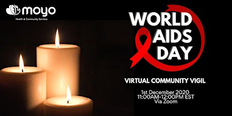 World AIDS Day Virtual Community Vigil tickets