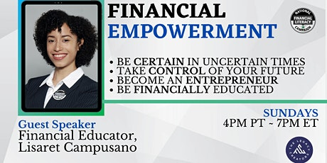 FINANCIAL EMPOWERMENT tickets