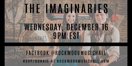 The Imaginaries - FACEBOOK LIVE tickets