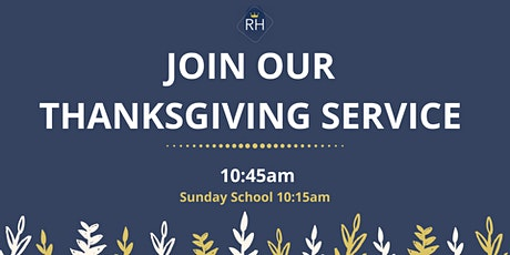 Weekly Service: December 4th - 6th tickets