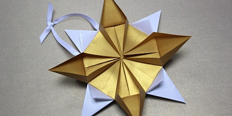 Christmas Decoration Origami Workshop 2020 tickets