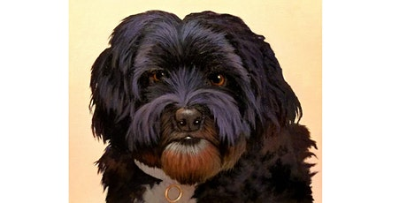 ONLINE - Create a WONDERFUL Pet Portrait with Addison Palmer tickets