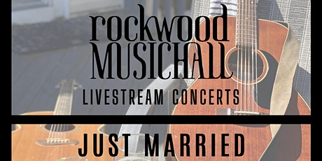 Just Married - FACEBOOK LIVE