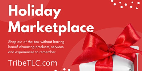 Virtual Holiday Marketplace for Ahmazing and FUN Gifts tickets