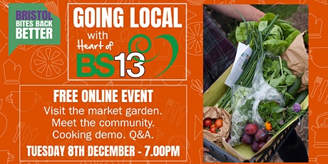Going Local with Heart of BS13 tickets