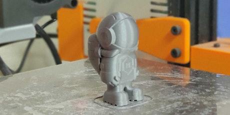 3D Printer CERTIFICATION Class tickets