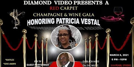 CHAMPAGNE WINE. RED. CARPET GALA tickets