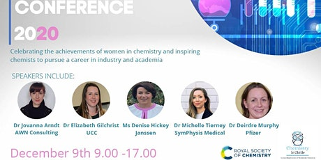 Chemistry le Chéile Conference - Forwarding Careers of Women in Chemistry tickets